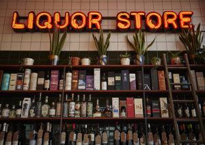 Liquor Store at Mare Street Market