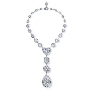Graff Lesotho Promise diamond necklace