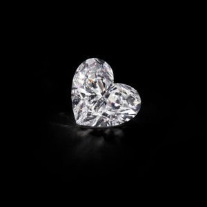 Graff's 118ct heart-shaped Venus diamond