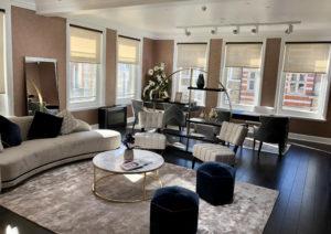 Savvy+Sand's private Mayfair salon