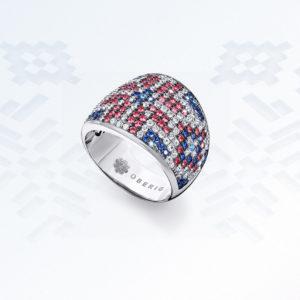 Oberig talismanic ring