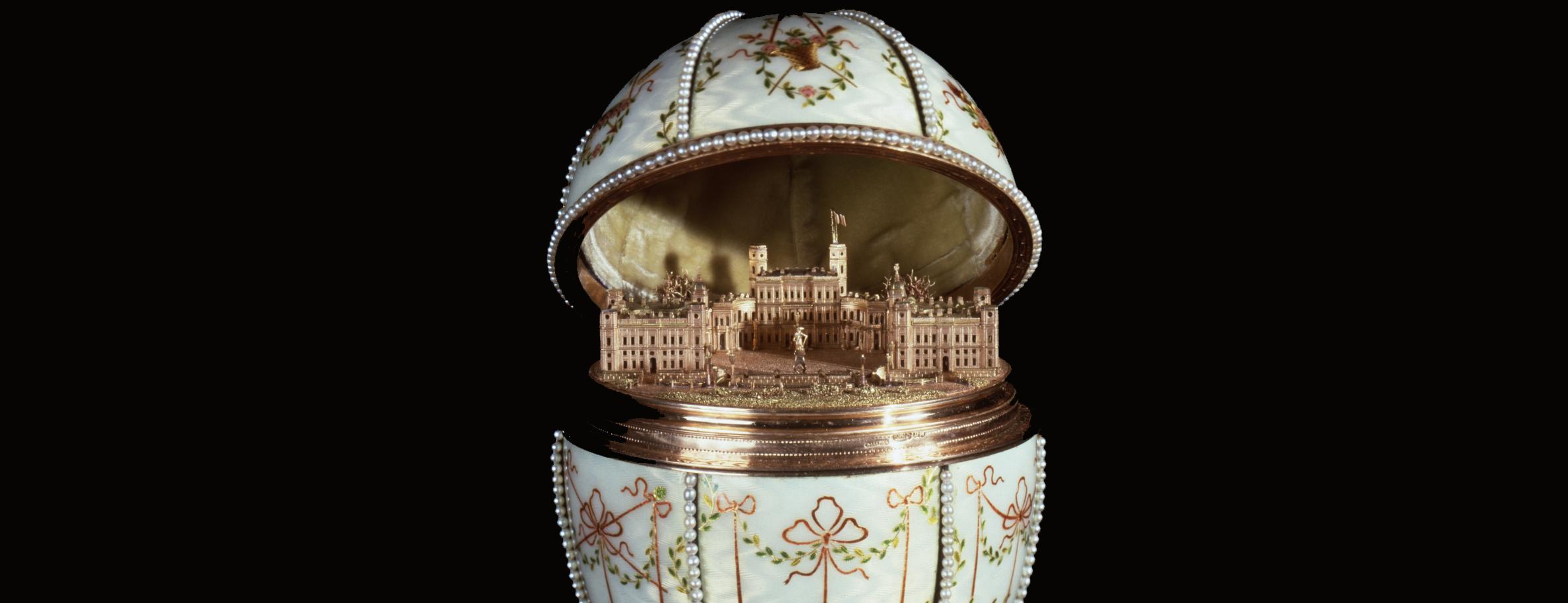 Fabergé Gatchina Palace egg