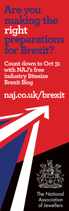 Get ready for Brexit with the National Association of Jewellers
