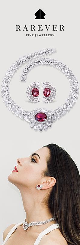 London luxury diamond jewellery specialist Rarever