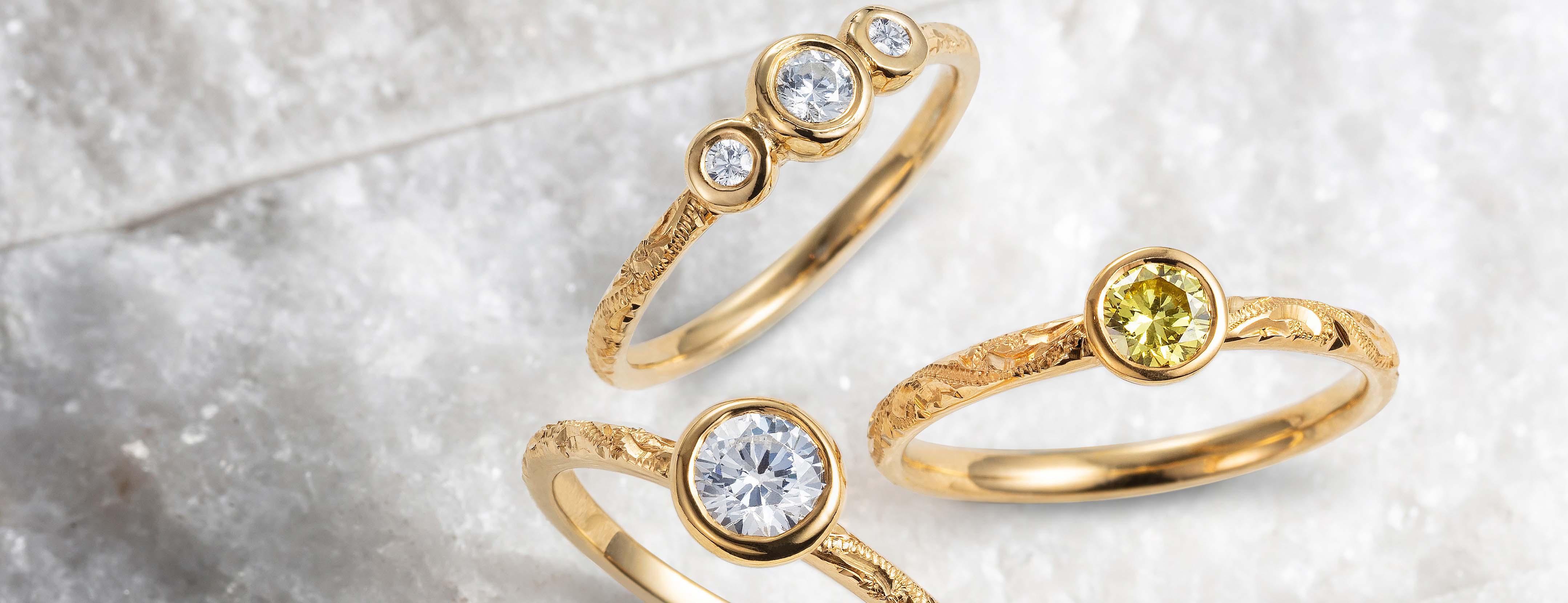 Lebrusan Studio Hera diamond collection