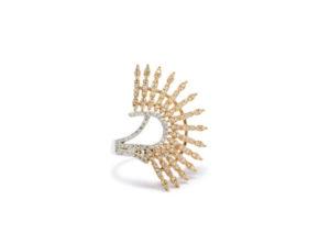Aria Designs diamond ring