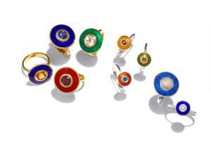 Tarra Rosenbaum Aurora Ring
