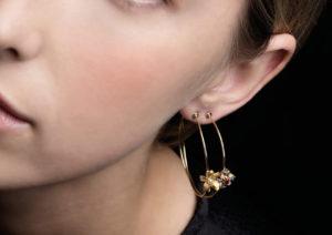 Vic + Jo earrings