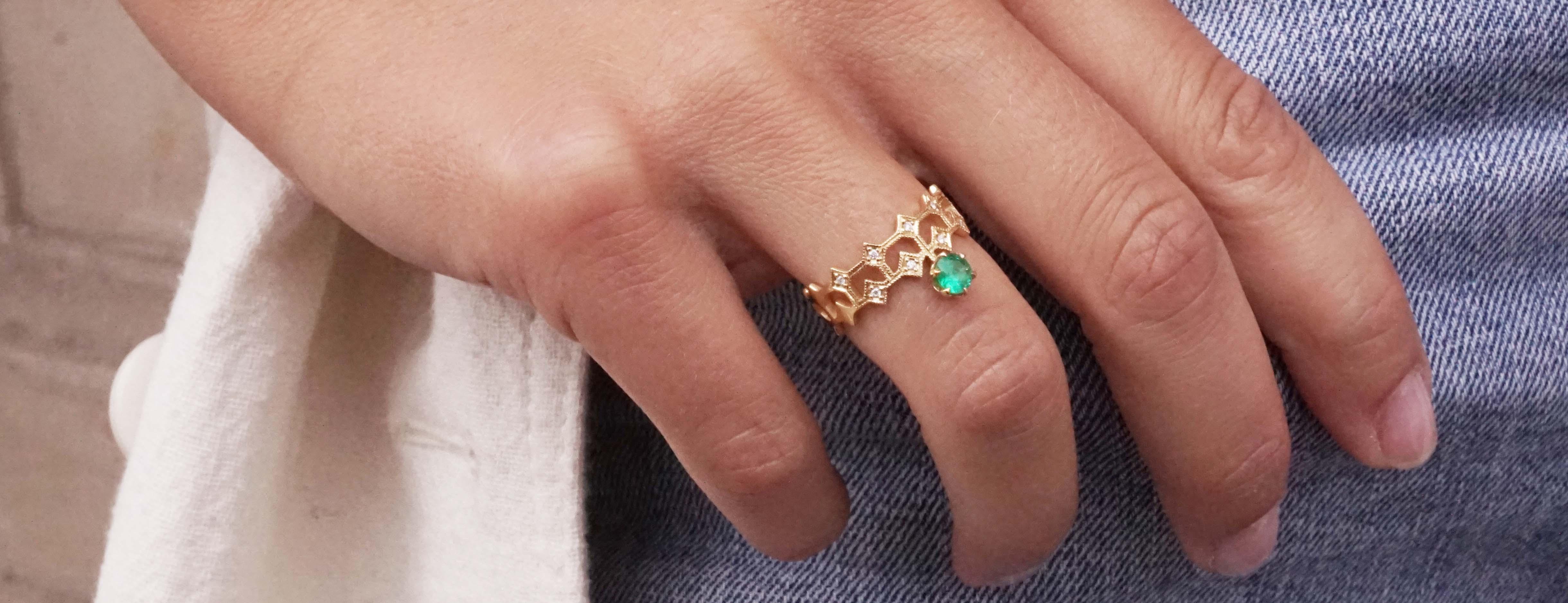 Mocielli fine jewellery collection