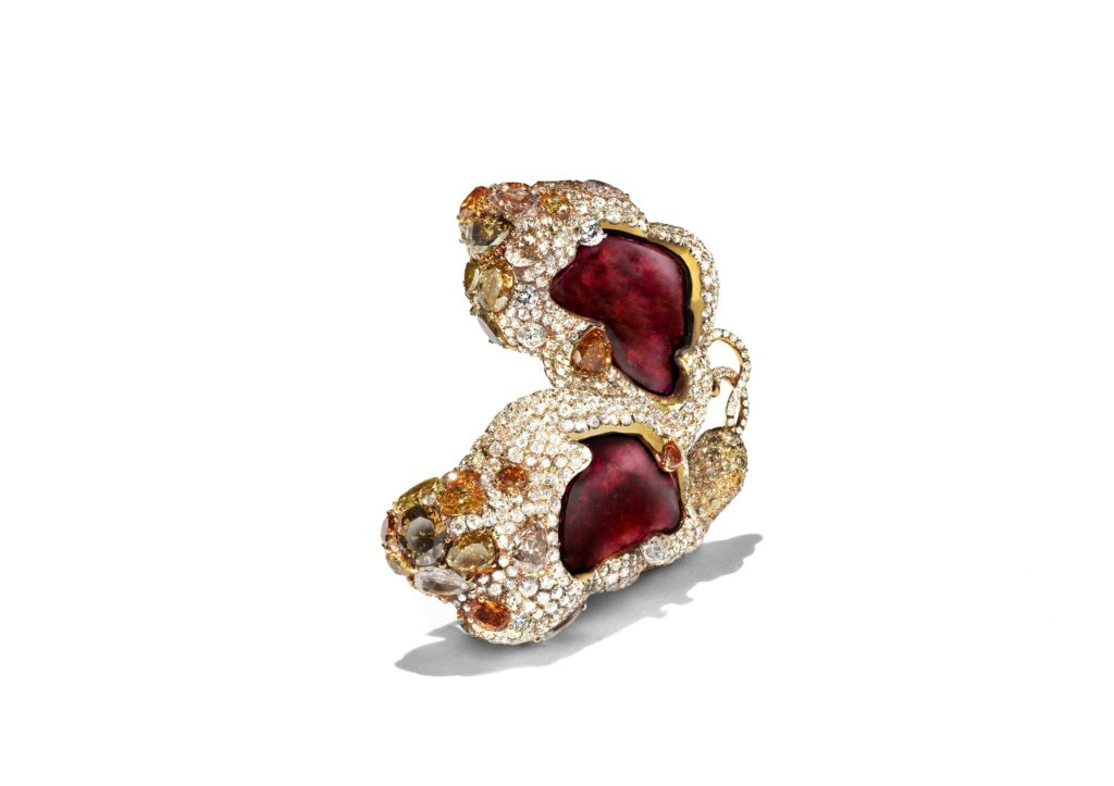 Cindy Chao's 2008 Ruby Butterfly Brooch