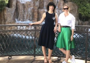 Adorn Insight founders Maia Adams and Juliet Hutton-Squire