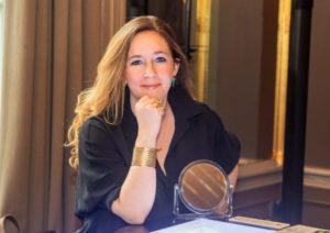 Baroque Rocks founder Emma de Sybel