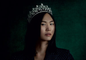 Chaumet tiara Stay at Home