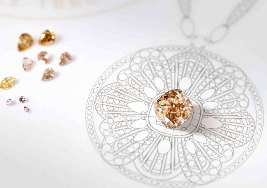 Making of the De Beers Monarch Butterfly diamond necklace