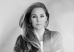 Jewellery designer Bibi van der Velden