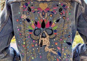 Polly Wales denim jacket
