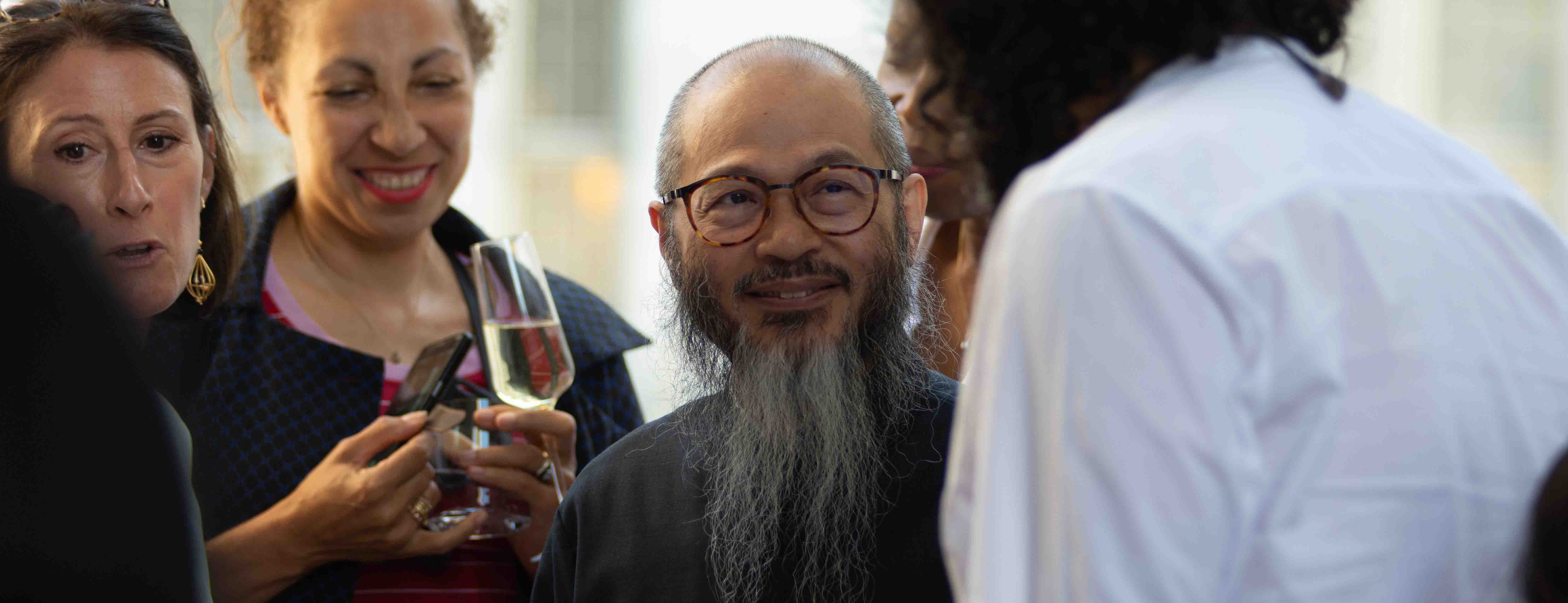 Wallace Chan talk at The Jewellery Cut Live September 2019