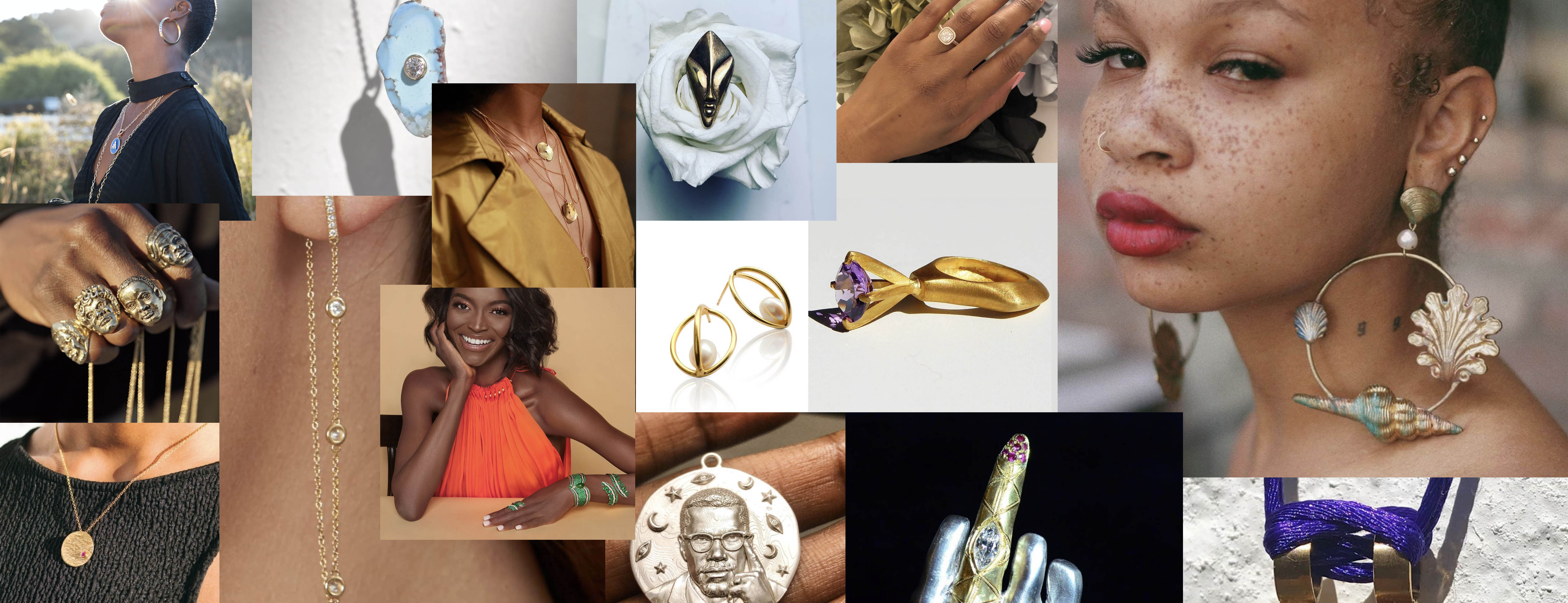 Blackjewellersmatter Designers To Support Listen To And Champion The Jewellery Cut