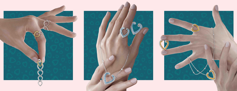 Garrard Aloria jewellery collection
