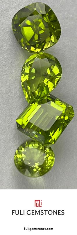 Fuli Gemstones Peridot