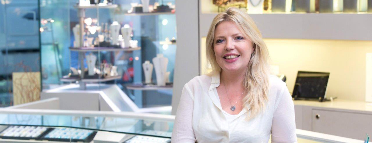 Women's Jewellery Network founder Victoria McKay