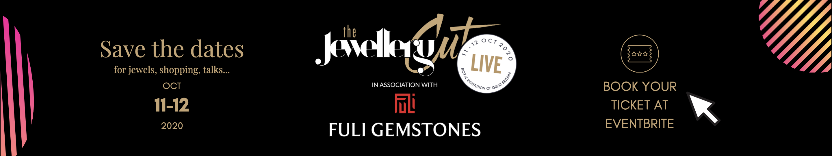 Le Ster Named As Winner Of The Jewellery Cut Live Bursary The Jewellery Cut