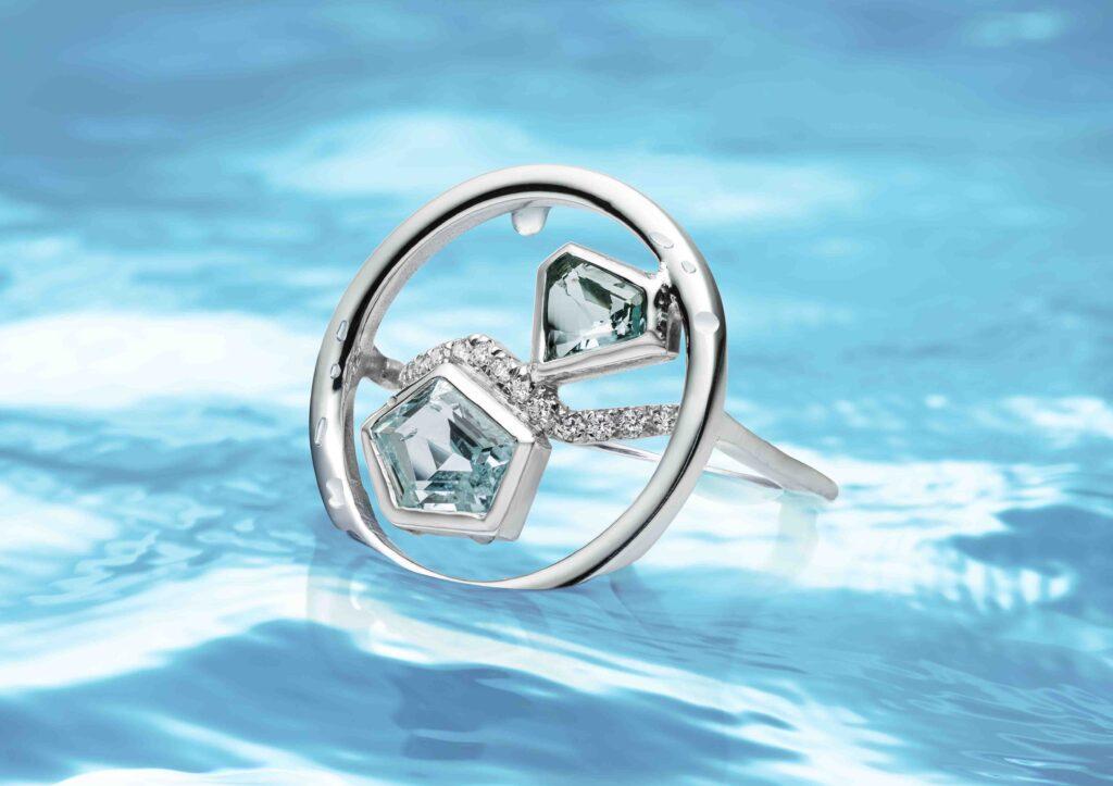 Charlotte Cornelius Diamond Lagoon collection