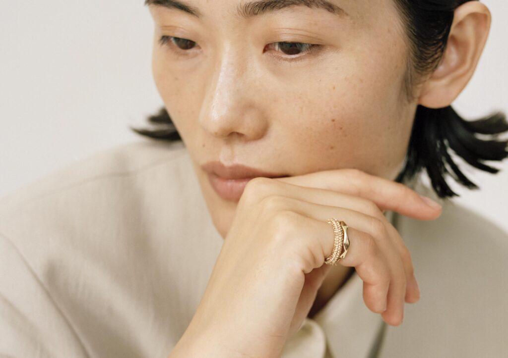 Zuana Spustova x Arket jewellery collection