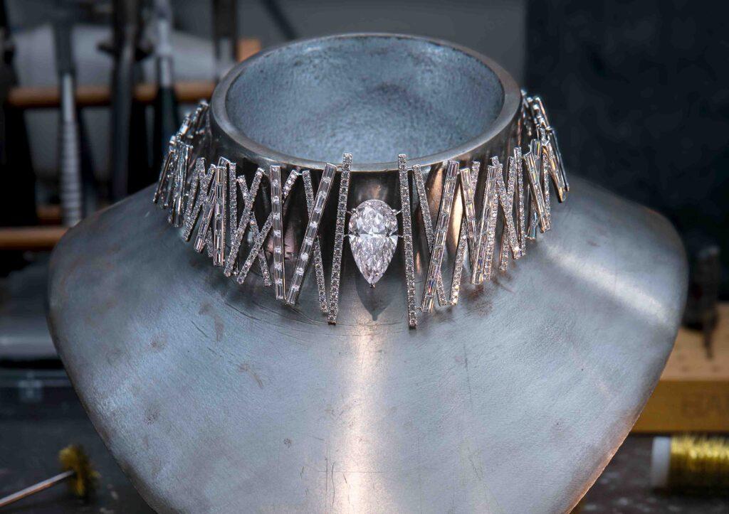 Beyoncé x Messika Diamond Equalizer high jewellery