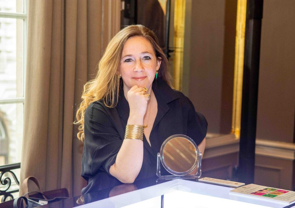 Baroque Rocks founder Emma de Sybel at The Jewellery Cut Live February 2020 - new resBaroque Rocks founder Emma de Sybel at The Jewellery Cut Live February 2020