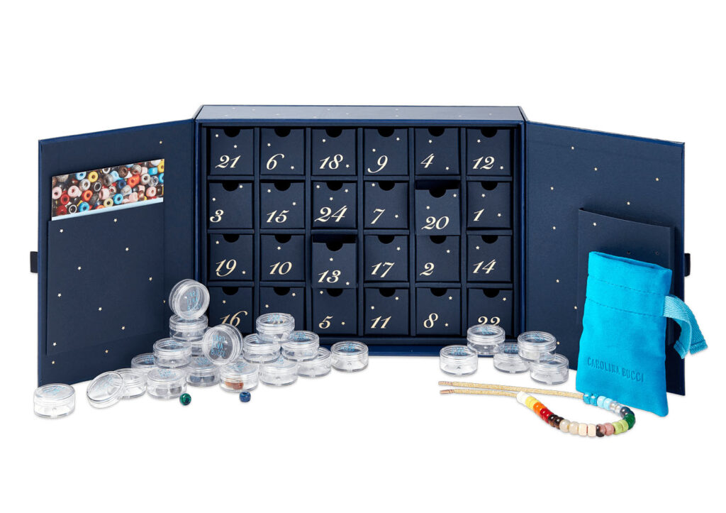 Carolina Bucci luxury jewellery Advent Calendar