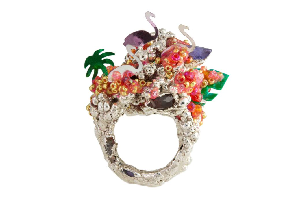 Maud Traun Tomfoolery Art Ring 2020