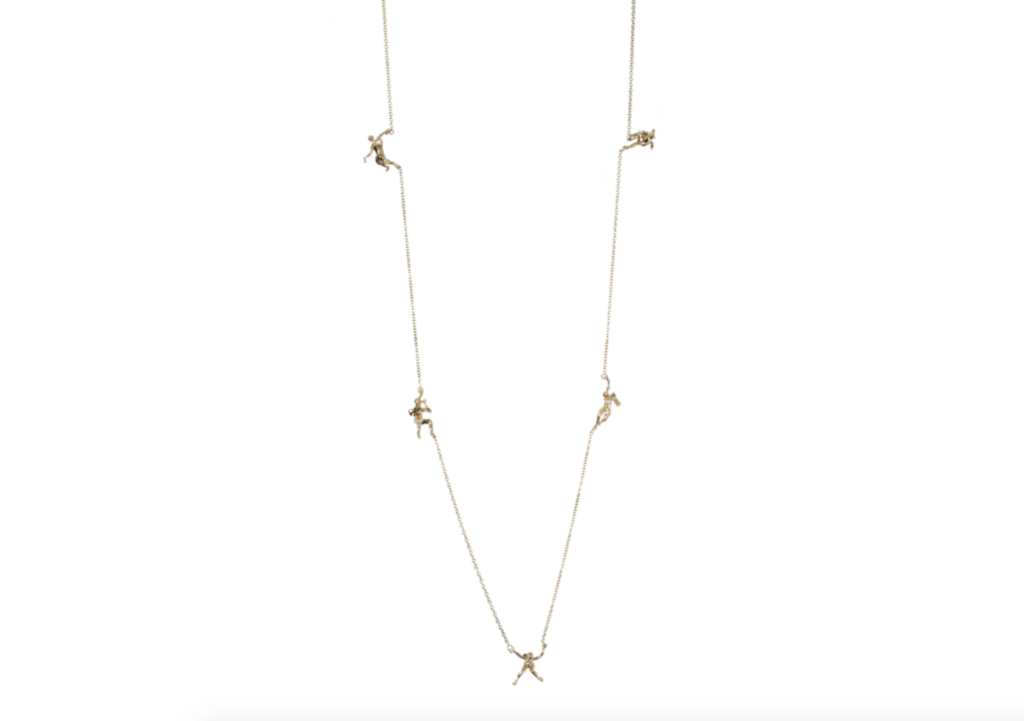 Ruby Taglight LDN Rosary necklace at The Jewellery Cut Shop