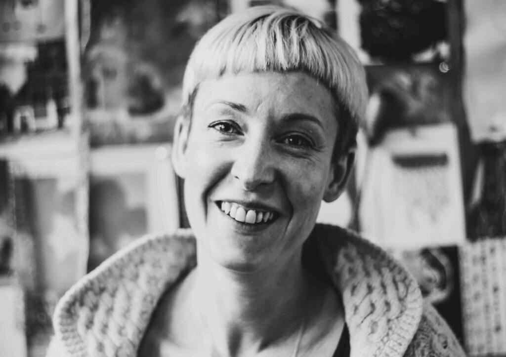 Jewellery designer Alison Macleod