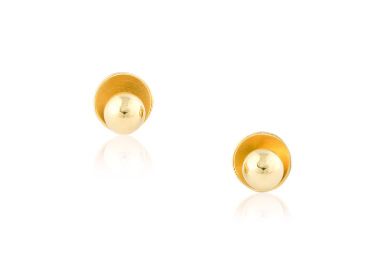 Kassandra Lauren Gordon Luna earrings at The Jewellery Cut Shop