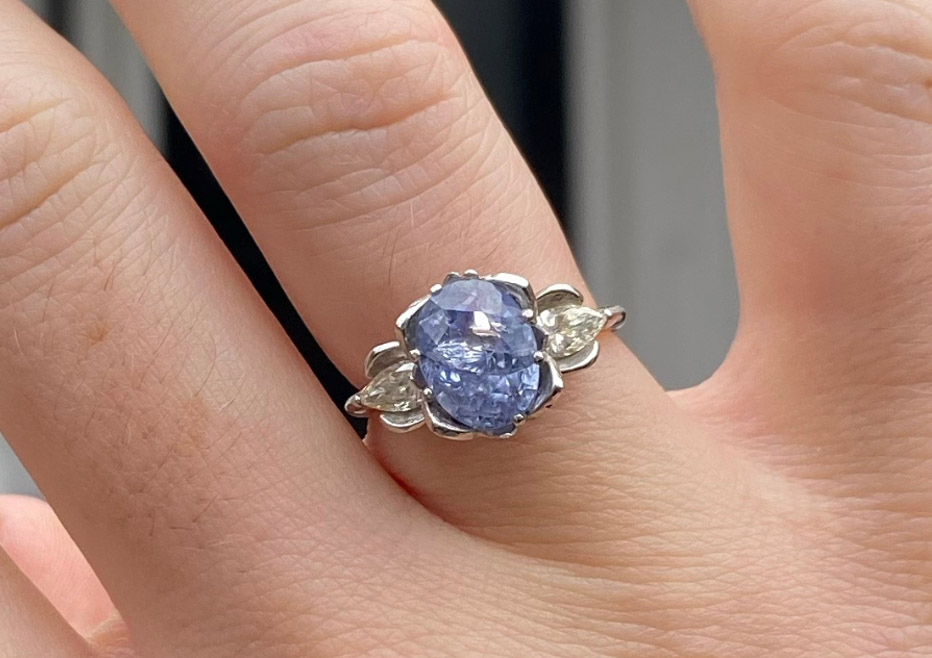 Roseanna Croft sapphire and diamond ring copy