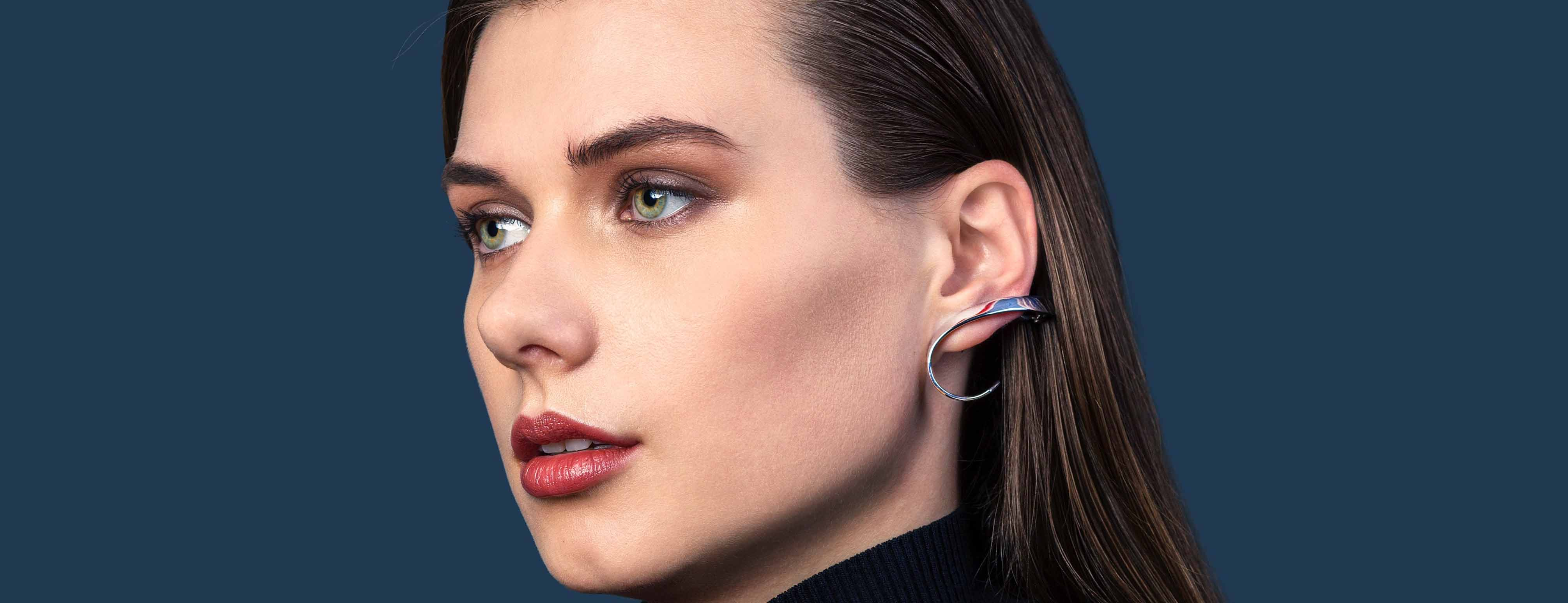 Jewellery designer Liv Luttrell