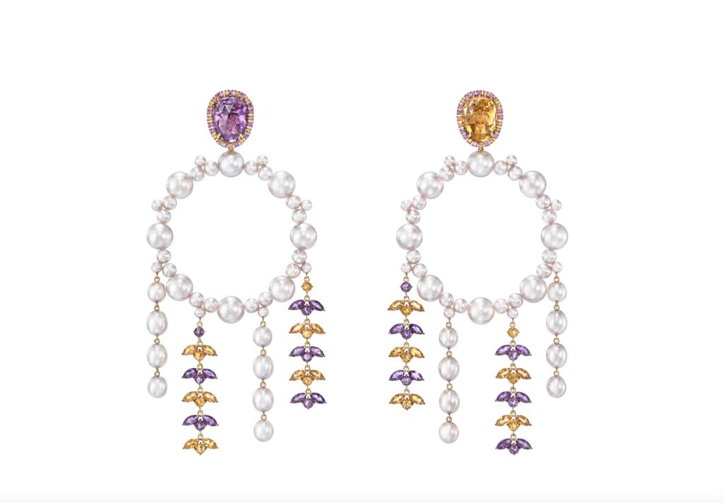 TASAKI Atelier Nightfall earrings