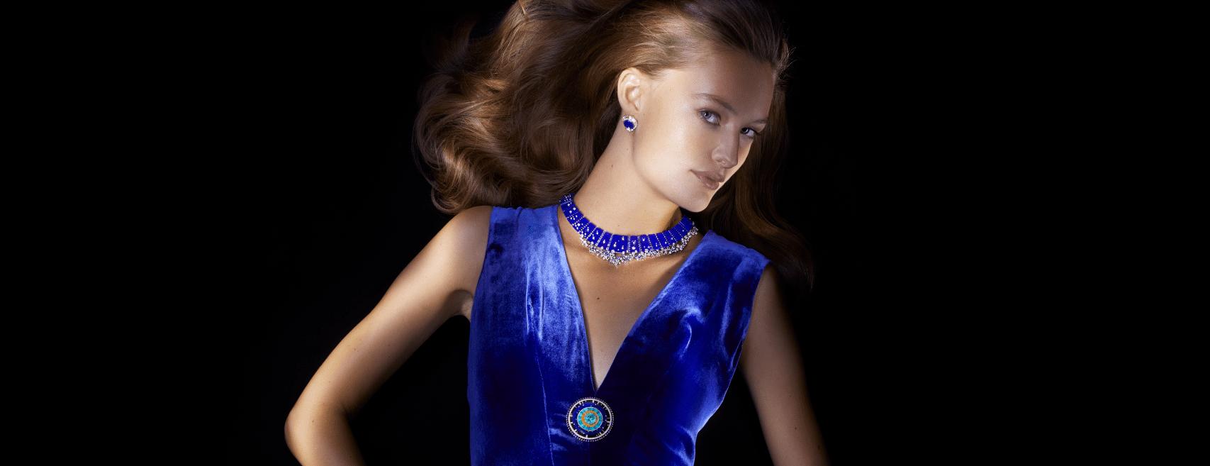 Van Cleef & Arpels Sous les Étoiles high jewellery collection