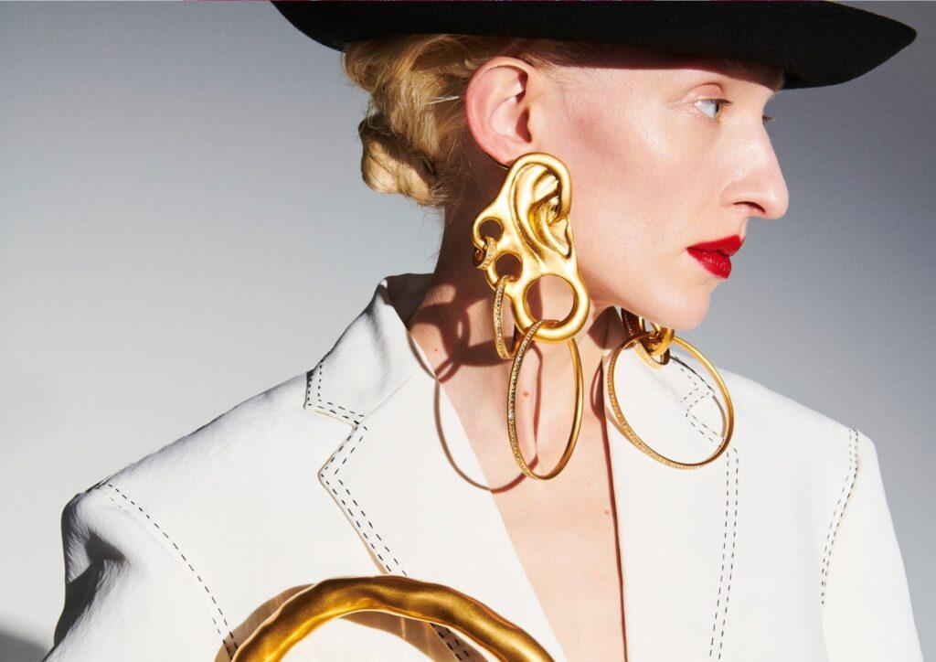Schiaparelli haute couture jewellery collection SS21