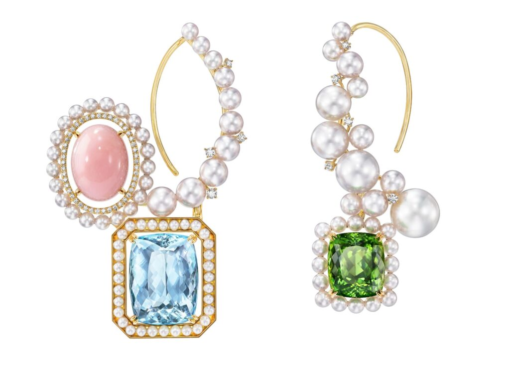 Tasaki Atelier Living Nature high jewellery collection