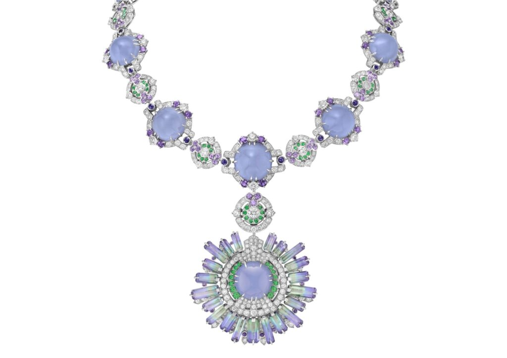 Van Cleef & Arpels Sous les Étoiles high jewellery collection