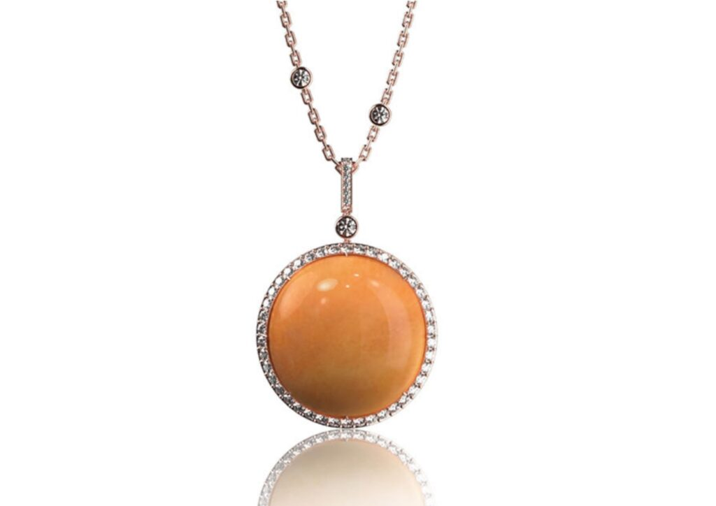 Assael melo pearl necklace