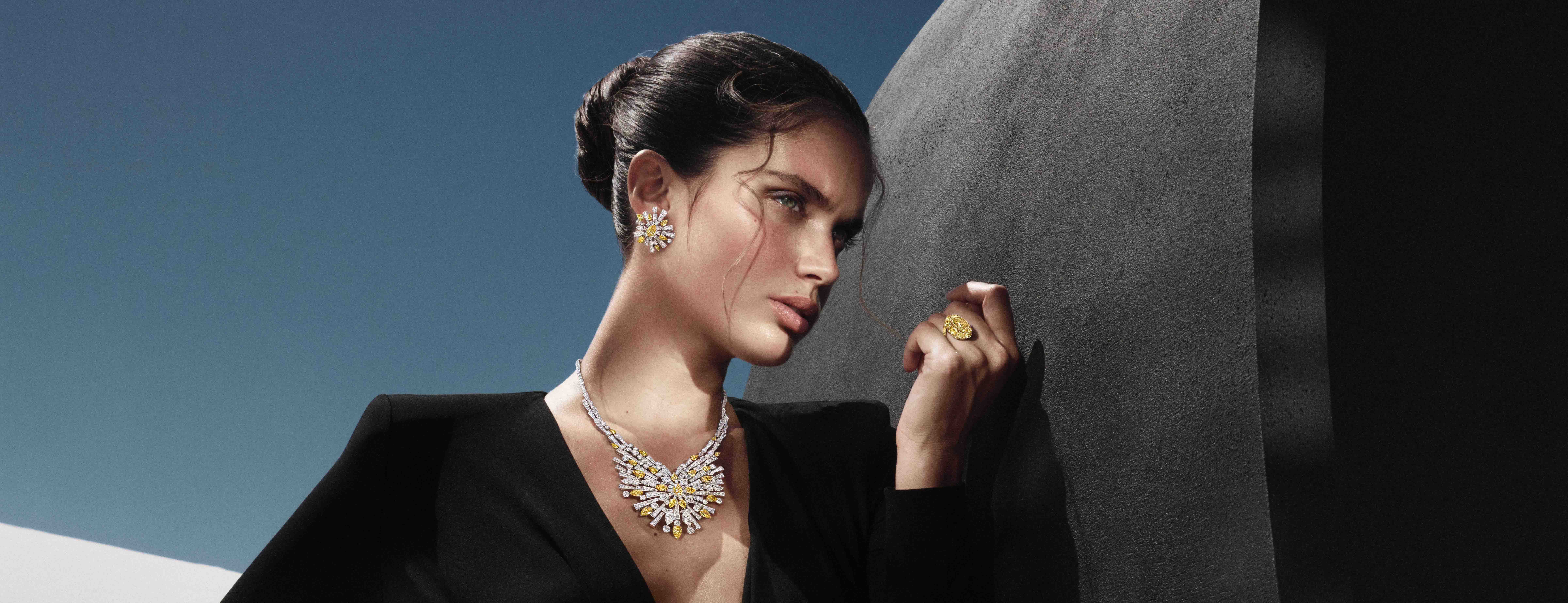Graff Tribal high jewellery collection