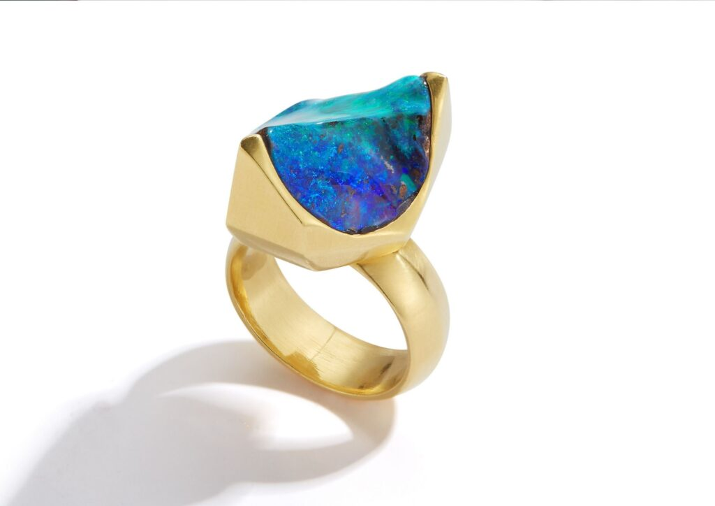 Katherine Jetter opal ring