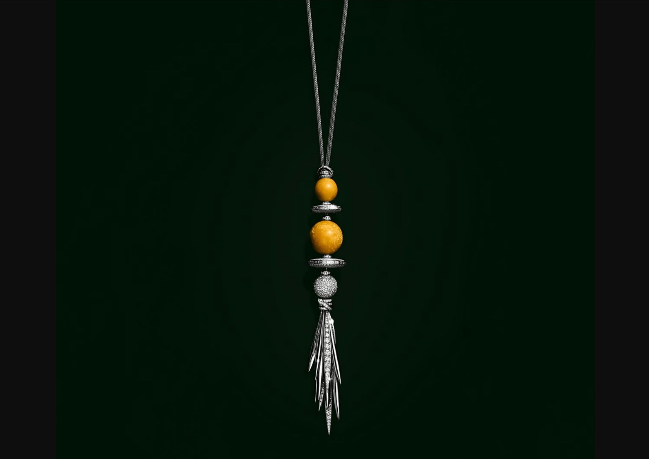 Melo pearl necklace by Tiffany & Co