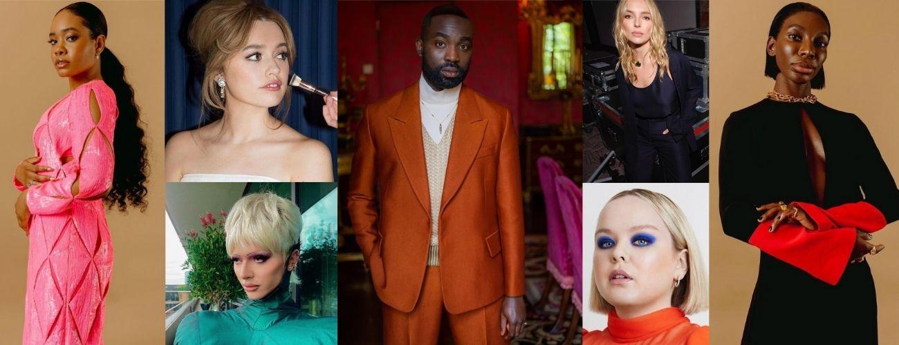 Baftas TV Awards 2021 jewellery
