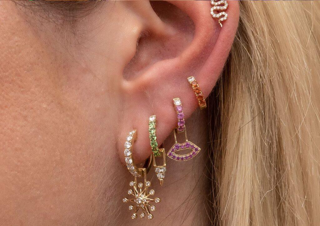 Robinson Pelham Ear Edit piercing styling service