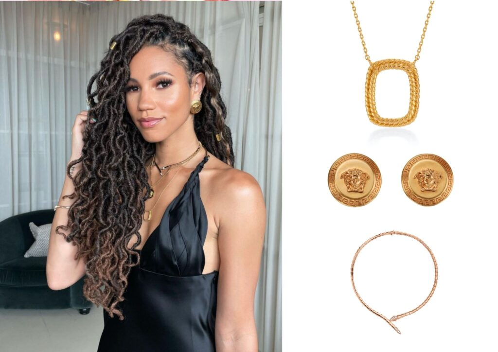 Vik Hope x Stellar 79 x Versace x Bulgari_Best jewellery at the Baftas 2021