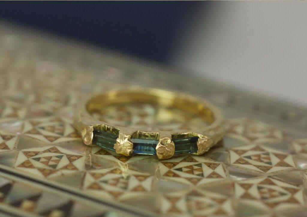 Clio Saskia Wild Things jewellery collection